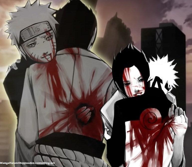 Le combat final de naruto et sasuke - Dessin de naruto akkipuden ...